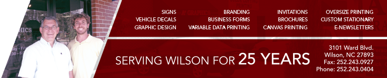 Serving Wilson for 25 Years